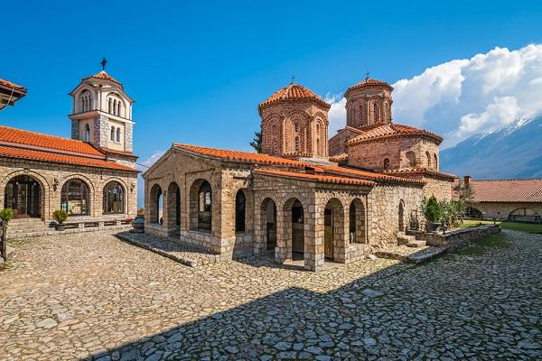 Sveti Naum klooster ohrid